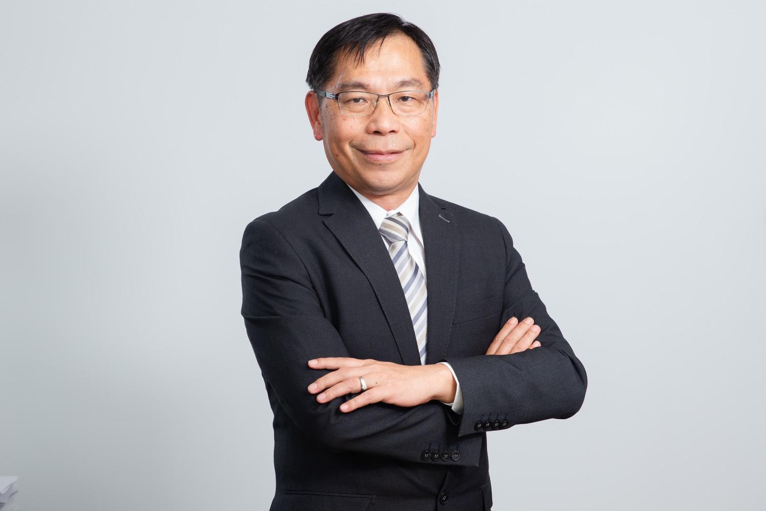 代理局長陳文德